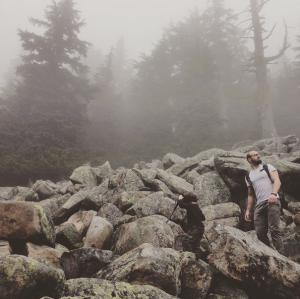 Ali & Daniel, Mount Pilchuck  2015