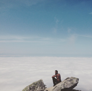 Mount Pilchuck Lookout May 2015